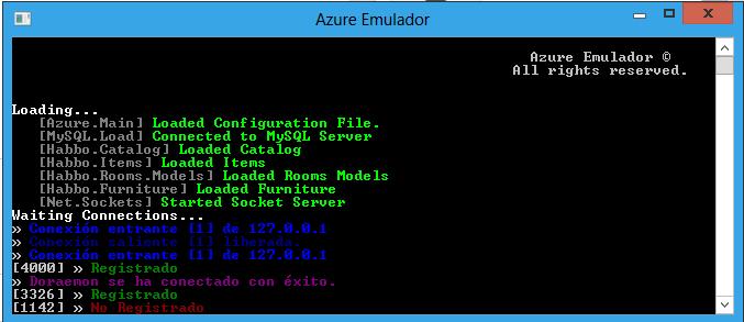 [Emu]Azure Beta 2[New Crypto] 1-2