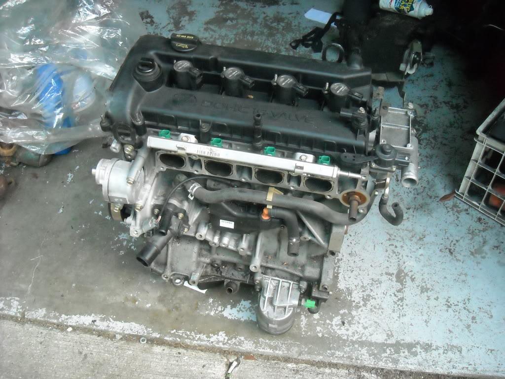 Ford Ranger 23 Duratec Turbo