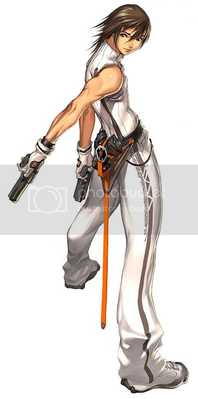 Senko Reiken  Angel-7
