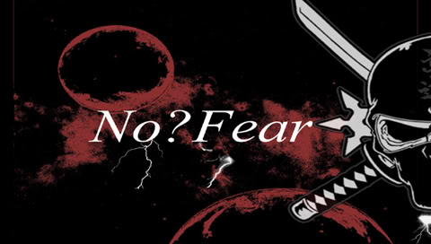 no?fear psp wallpaper Nofear
