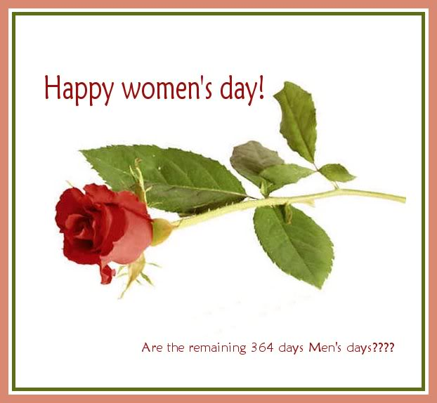 Happy Women's Day to all the ladies on LLL ! Womensday2011-1