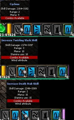 Guia de Combos Para Blade Master ! Skill1