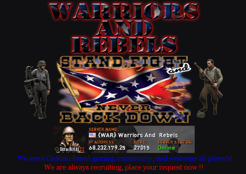 Warriors And Rebels
