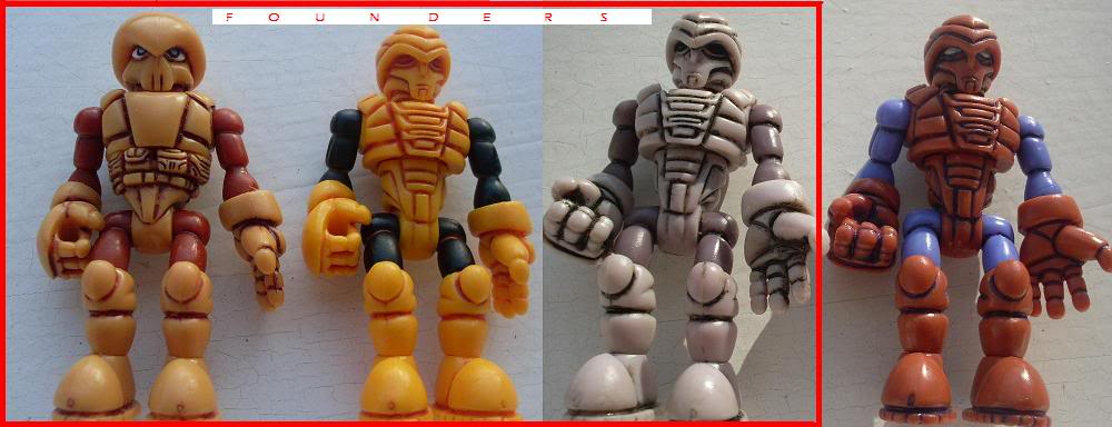 [News] Glyos system - Figurines Glyos : attention les yeux ! Founders