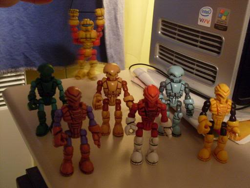 [News] Glyos system - Figurines Glyos : attention les yeux ! MyGlyos