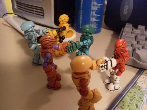 [News] Glyos system - Figurines Glyos : attention les yeux ! MyGlyos1