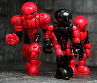 [News] Glyos system - Figurines Glyos : attention les yeux ! NewGroup