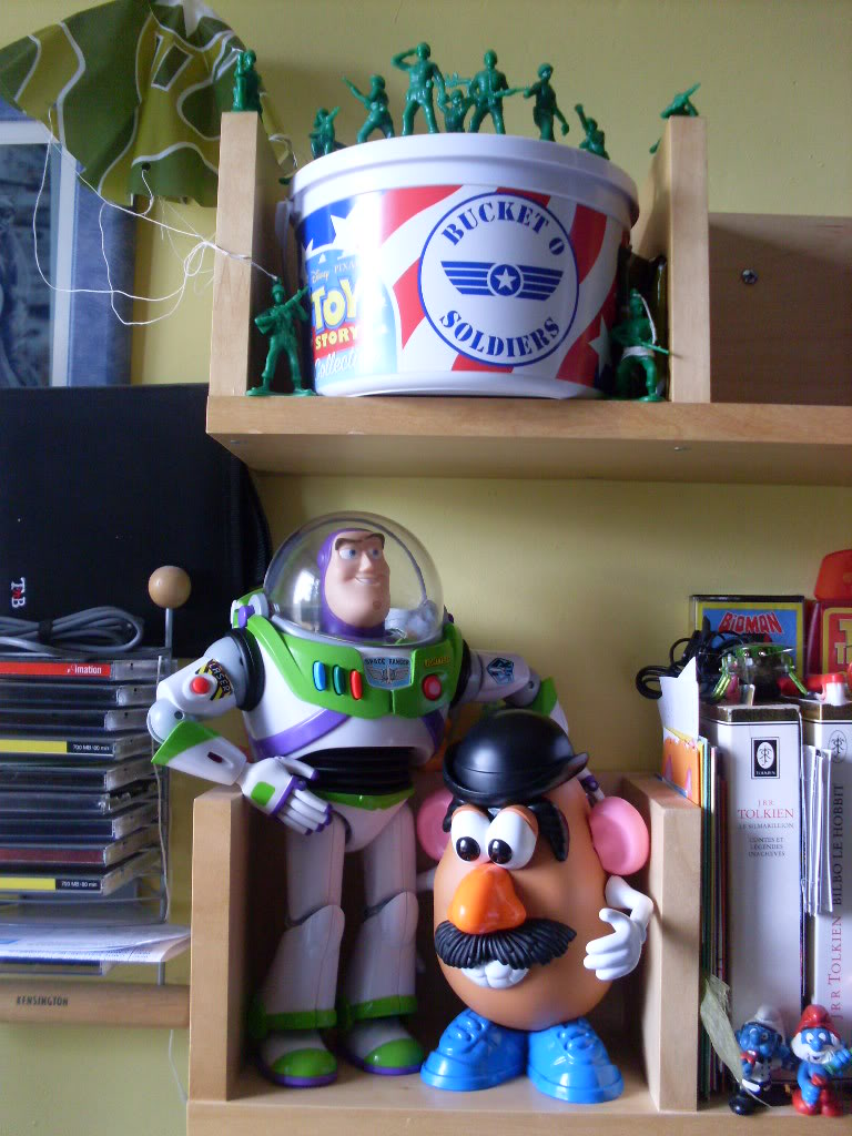 Toy Story Collection (depuis 2009) - Page 4 Avant