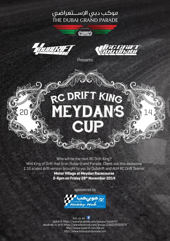 DubDrift - Dubai RC Meydan_A1