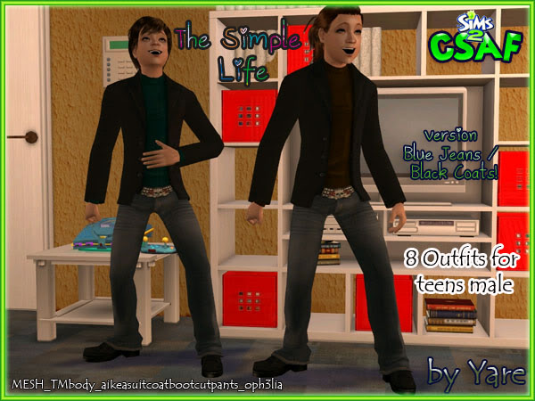 :: Comunidad Simmers Activos :: CSAF :: Teen01