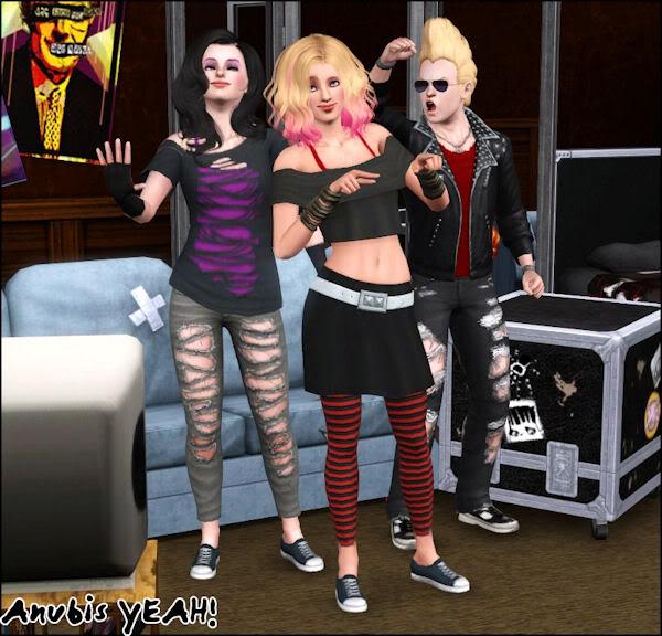 Finds Sims 3 domingo 5/09/2010 Sanubis1