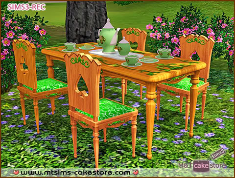Finds Sims 3 domingo 5/09/2010 Image