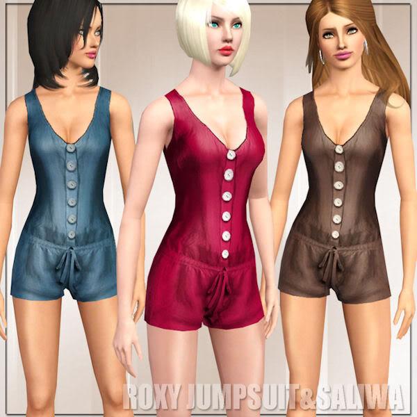Finds Sims 3 domingo 5/09/2010 Roxysunum