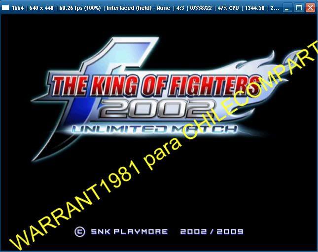 Emulador de ps2 2010 (lo ultimo de pcsx2) 01kof