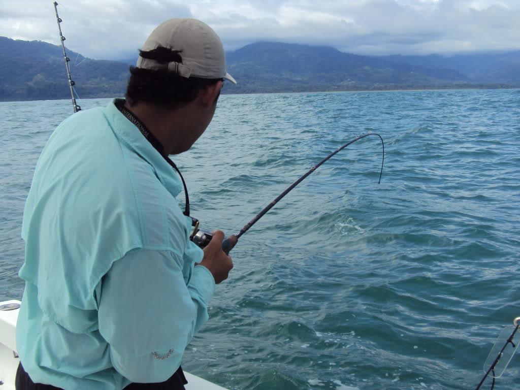 Mis Primeras Piezas en Deep Jigging / Reporte de Pesca Dave Chaves / Costa Rica DSC04672