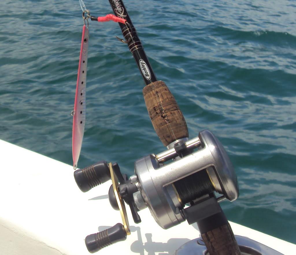 Mis Primeras Piezas en Deep Jigging / Reporte de Pesca Dave Chaves / Costa Rica Shimano
