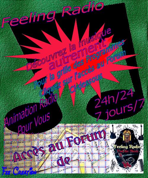 Nouvelle pub Feeling Radio Publicitfeelingradio2