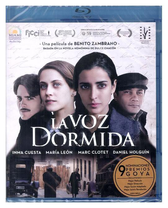 La Voz Dormida (España, 2011) Benito Zambrano F172