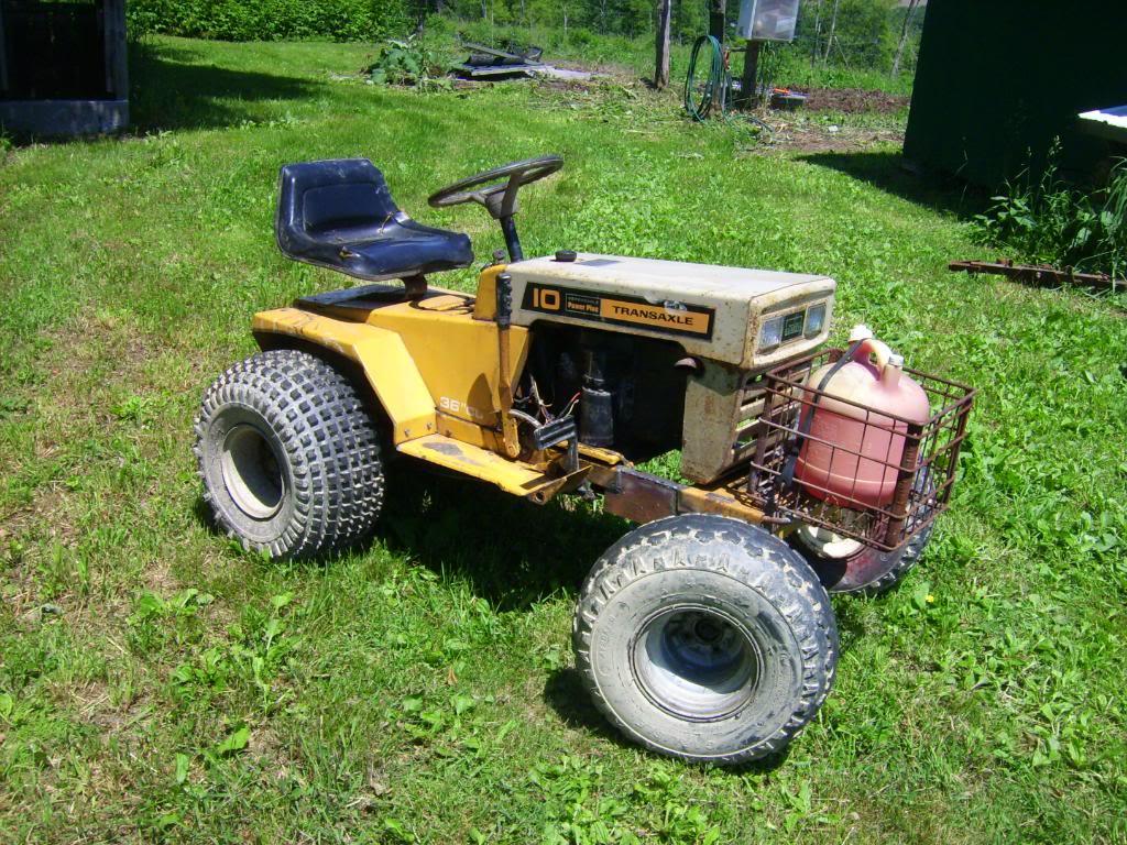 New  off road mower DSCI0003
