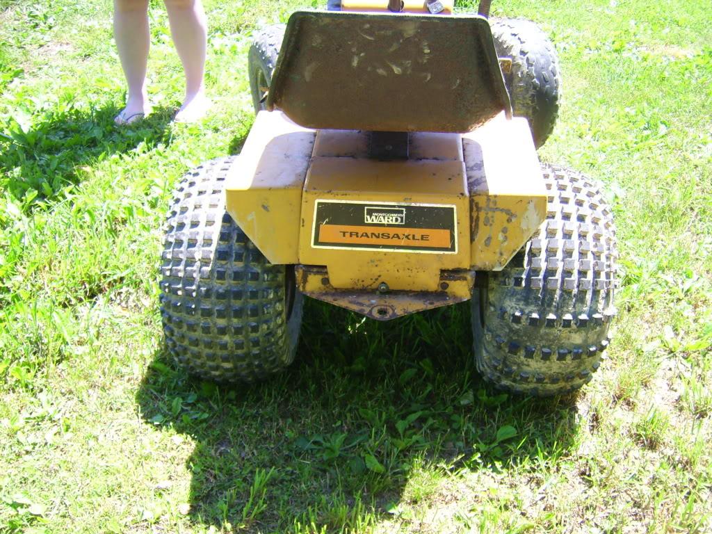 New  off road mower DSCI0005