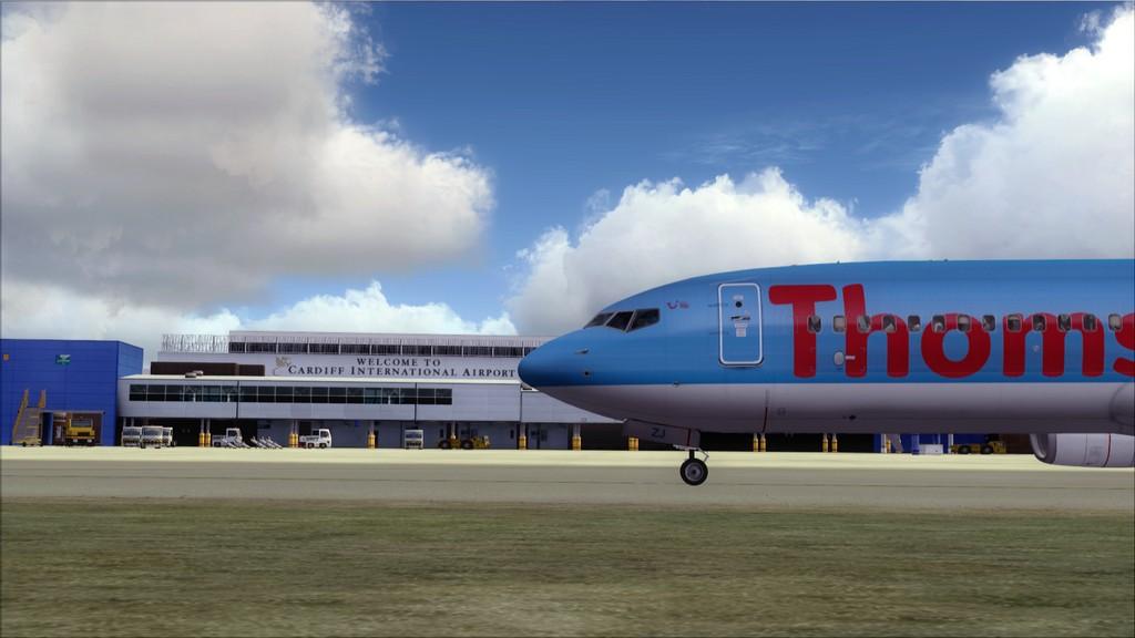 Thomsonfly B738-> Cardiff - Heraklion EGFF-LGIR2