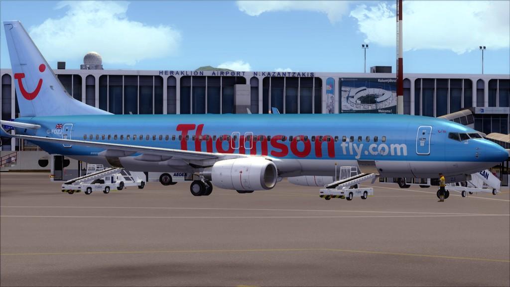 Thomsonfly B738-> Cardiff - Heraklion EGFF-LGIR22