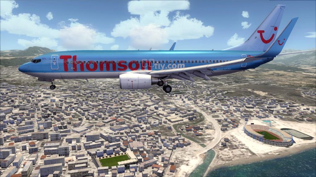 Thomsonfly B738-> Cardiff - Heraklion EGFF-LGIR24
