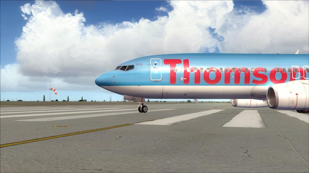 Thomsonfly B738-> Cardiff - Heraklion EGFF-LGIR4