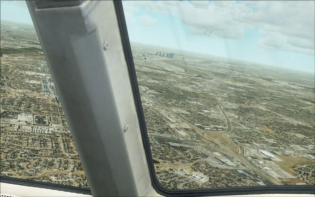 (FSX) Dallas Fort Worth/KDFW - Tegucigalpa Toncontin/MHTG KDFW-MHTG9