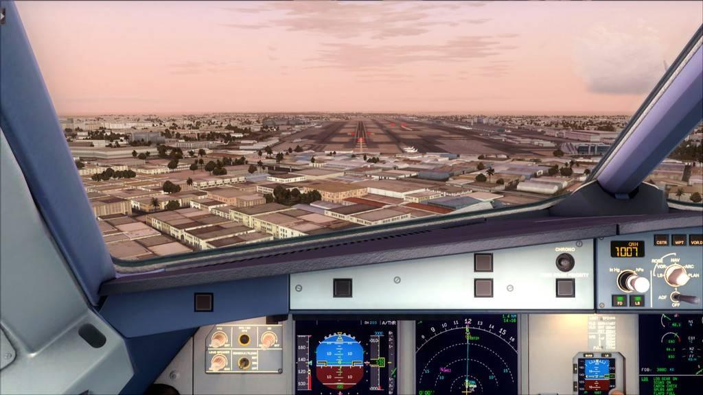 Qatar Airways A320-> Doha-Dubai OTBD-OMDB63