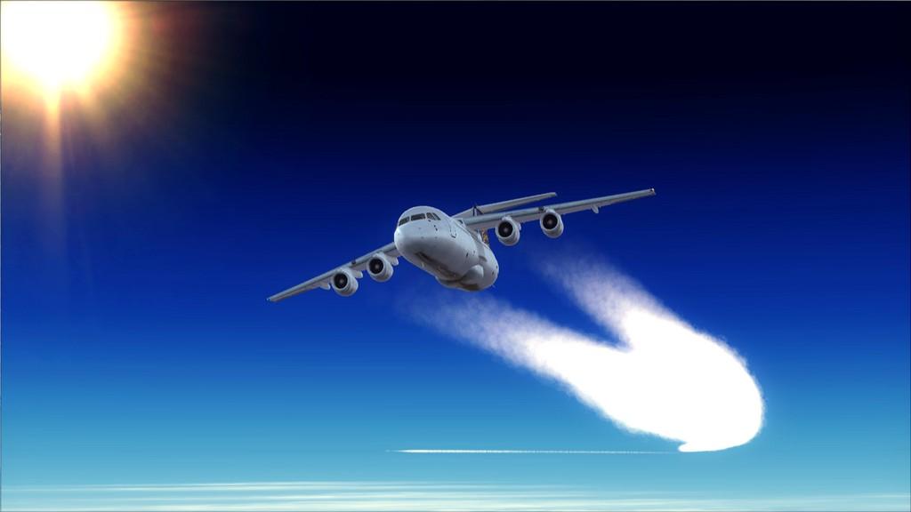 Euro Wings RJ85->EDDL-LOWI EDDL-LOWI11