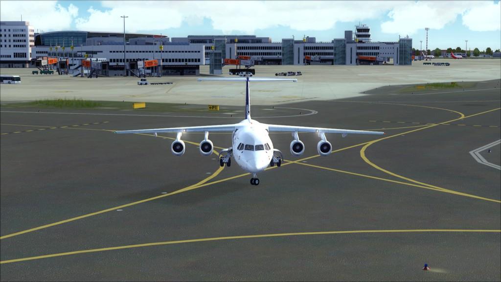 Euro Wings RJ85->EDDL-LOWI EDDL-LOWI6
