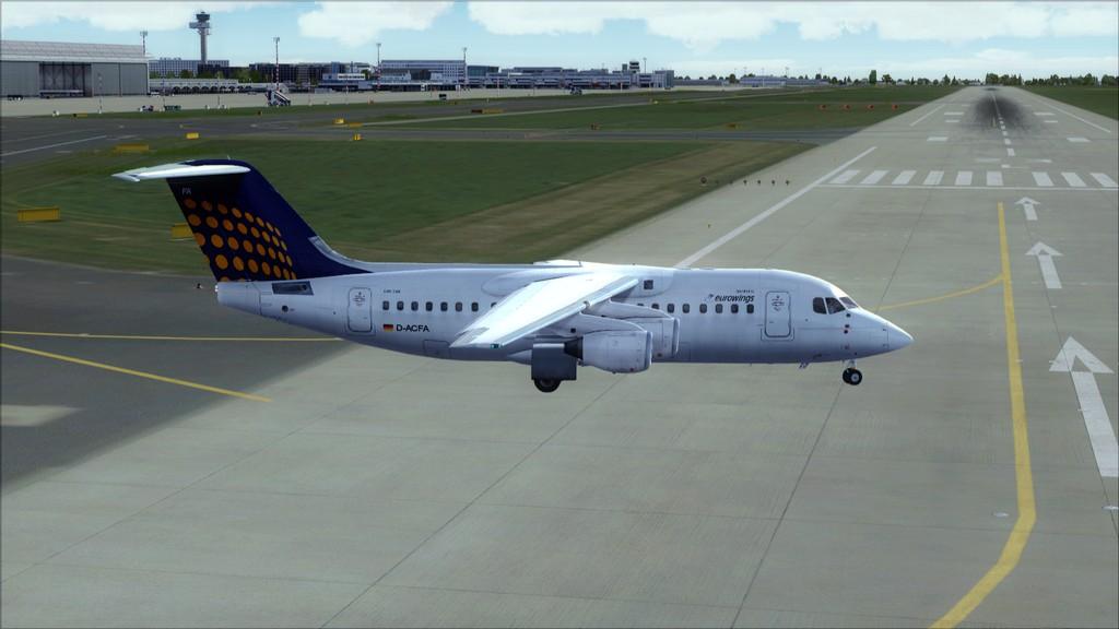 Euro Wings RJ85->EDDL-LOWI EDDL-LOWI7