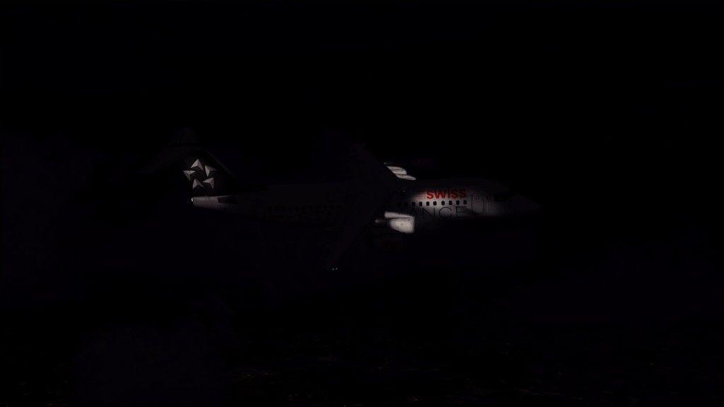 Swiss RJ100 -> Berlin - Zurich (noturno) EDDT-LSZH12