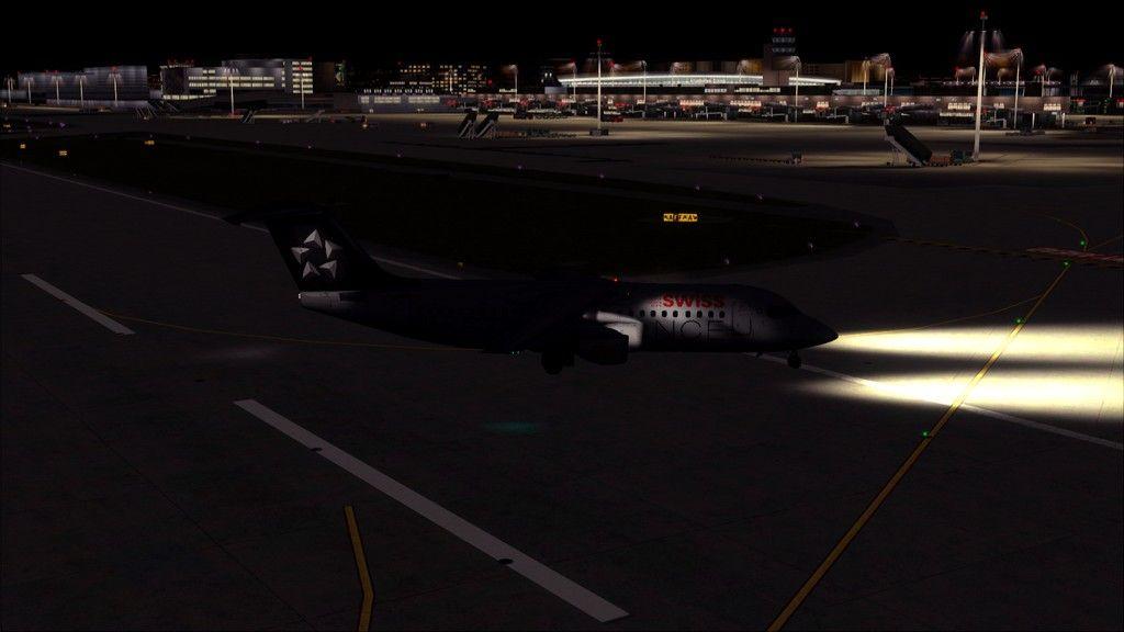 Swiss RJ100 -> Berlin - Zurich (noturno) EDDT-LSZH16