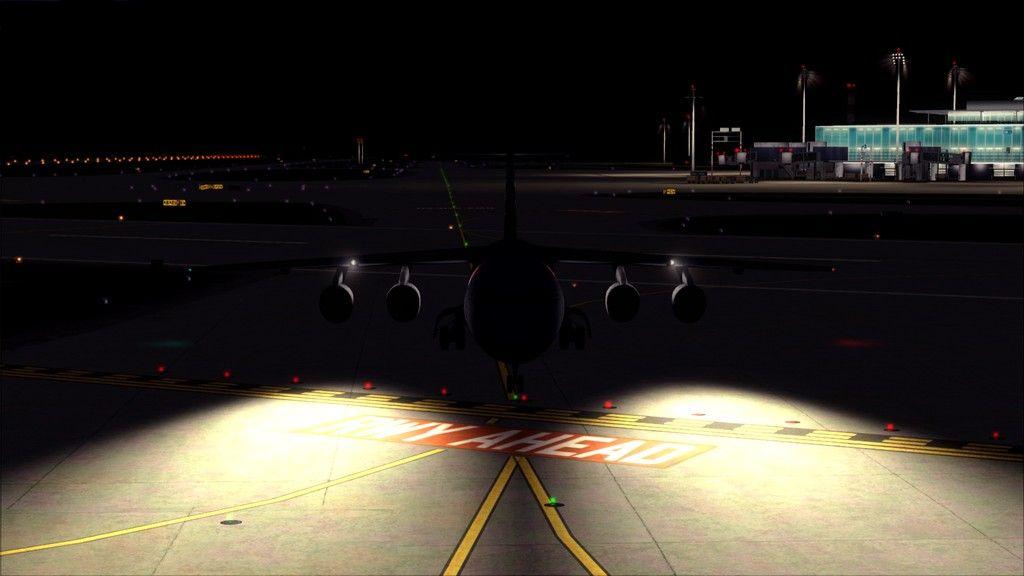 Swiss RJ100 -> Berlin - Zurich (noturno) EDDT-LSZH17