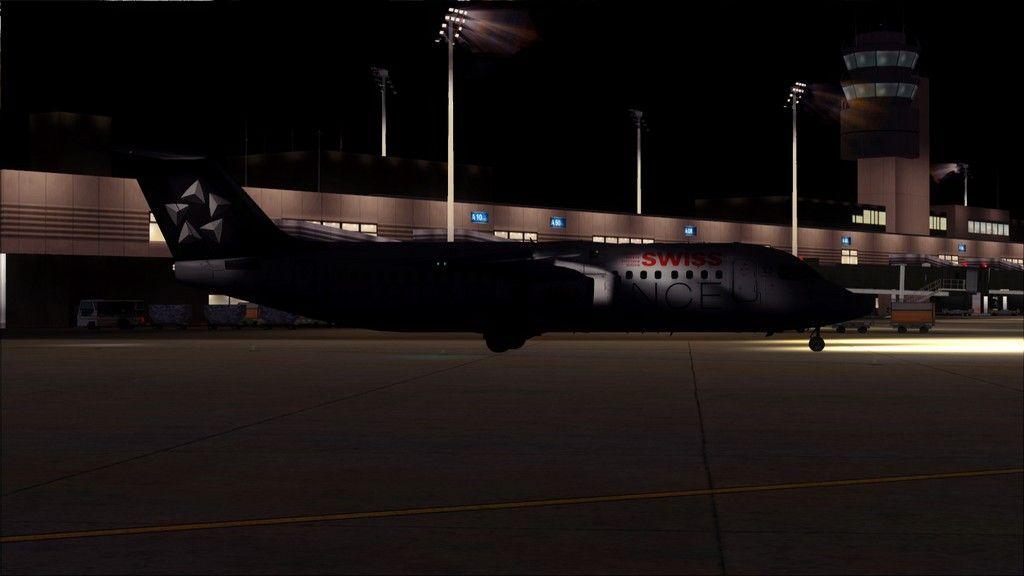 Swiss RJ100 -> Berlin - Zurich (noturno) EDDT-LSZH19