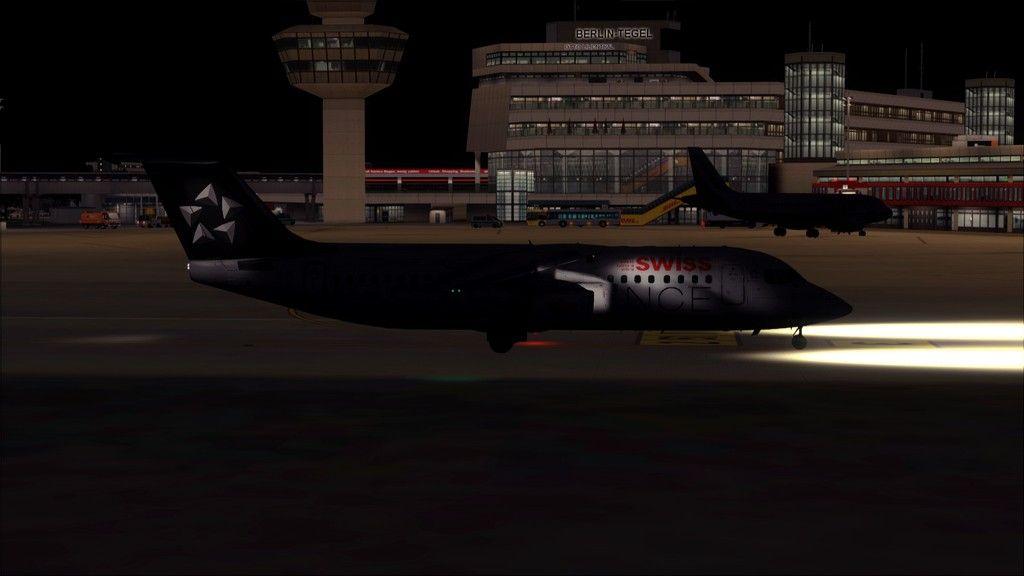 Swiss RJ100 -> Berlin - Zurich (noturno) EDDT-LSZH4