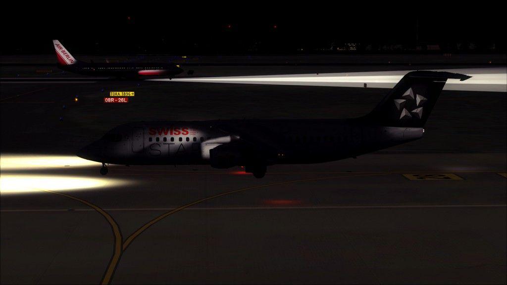 Swiss RJ100 -> Berlin - Zurich (noturno) EDDT-LSZH5