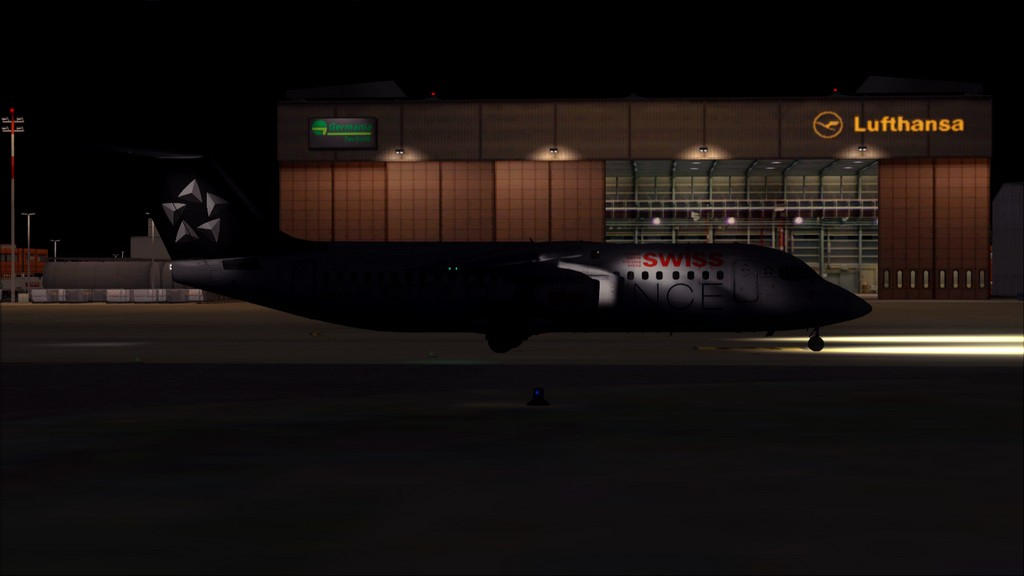 Swiss RJ100 -> Berlin - Zurich (noturno) EDDT-LSZH6