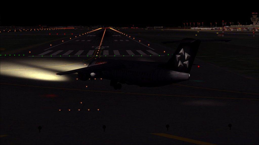 Swiss RJ100 -> Berlin - Zurich (noturno) EDDT-LSZH9
