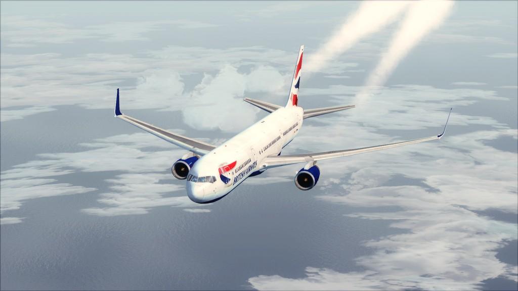 British 767-> London Gatwick - Montego Bay  EGKK-MKJS16