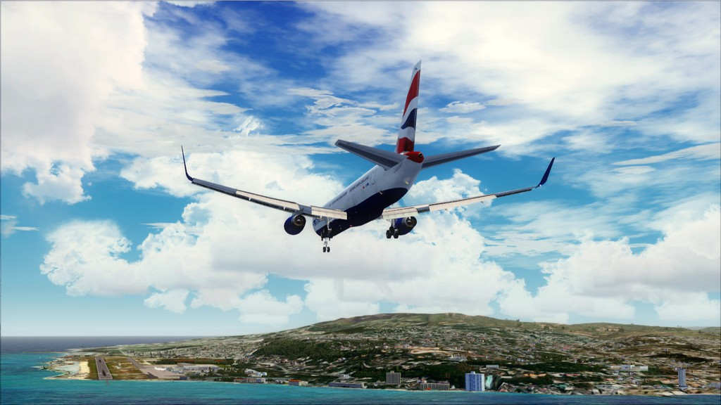 British 767-> London Gatwick - Montego Bay  EGKK-MKJS33