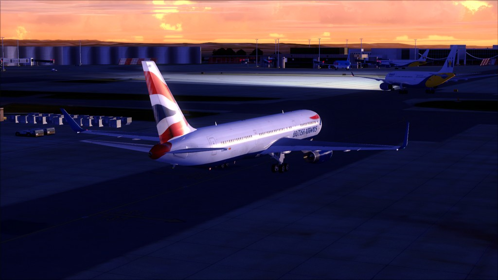 British 767-> London Gatwick - Montego Bay  EGKK-MKJS5