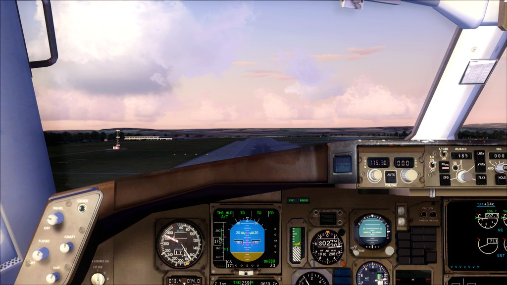 British 767-> London Gatwick - Montego Bay  EGKK-MKJS7