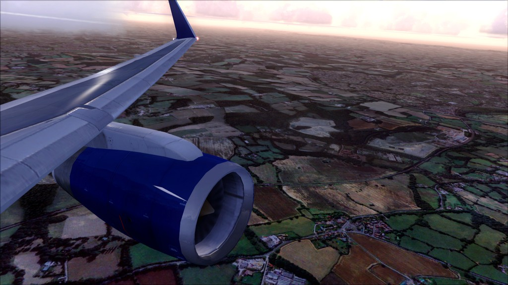 British 767-> London Gatwick - Montego Bay  EGKK-MKJS9