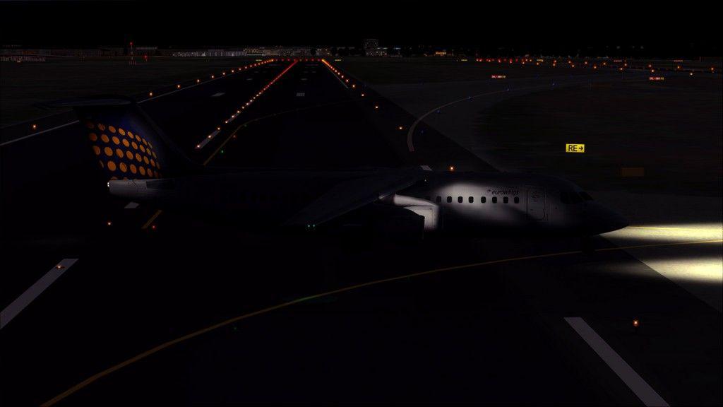 Eurowings Avro RJ85-> Krakow - Berlin EPKK-EDDT24