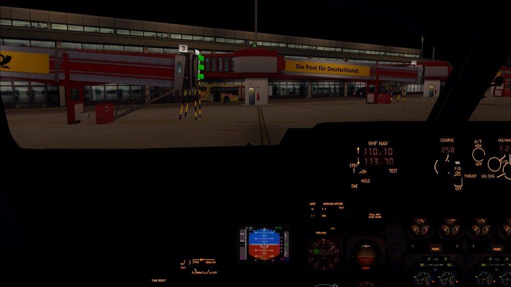 Eurowings Avro RJ85-> Krakow - Berlin EPKK-EDDT31
