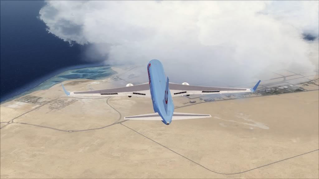 Thomsonfly->East Midlands - Sharm El Sheikh EGNX-HESH11