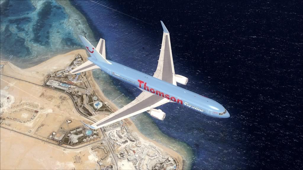 Thomsonfly->East Midlands - Sharm El Sheikh EGNX-HESH12